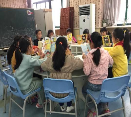 亲子读书征文_成都市锦江区外国语小学——书香校园